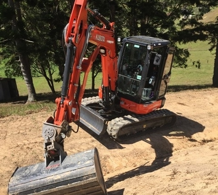 5 Tone Excavator